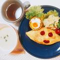 卵の基本レッスン オムライス