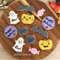10月限定 ハロウィンアイシングクッキー♡