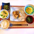 時短料理レッスンで生徒さんが作られた作品です。