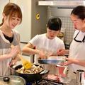 【料理】小学校4年生以上の方がご参加いただけます。