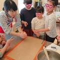 春休み親子パン教室