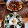 「台湾茶会」前菜の盛り合わせ