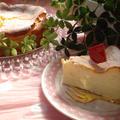 ★濃厚チーズケーキ★