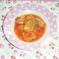 チキンのトマト煮込み