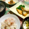 梅雑穀ご飯