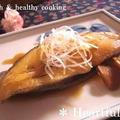 おふくろの味◆カレイの煮付け