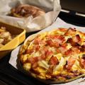 和風味噌マヨピザ