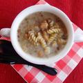 ダルーラを使った朝食簡単スープパスタ