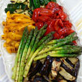 グリル焼き野菜