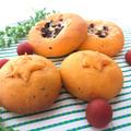 トマトのパン2種