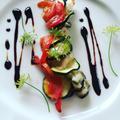 バイエルディ・魚と夏野菜のオーブン焼き