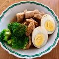 真空調理!炊飯器で作る〜鶏肉のサッパリ煮
