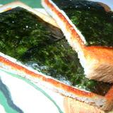 コチュジャンバタートースト韓国海苔チーズ