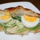アボカドエッグサンド