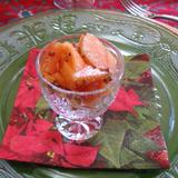 柿のオードブル