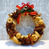 飾りパン(リース)