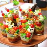 お野菜たっぷりキッズマカロニジャーサラダ