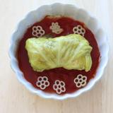 ロールキャベツ 冷製トマトソース