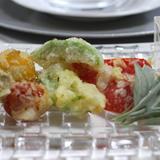 野菜のベニエ