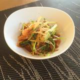 余り食材で簡単野菜炒め