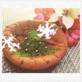 ガトーショコラ、クリスマスバージョン
