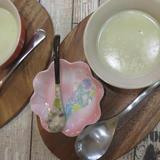 甘酒入り豆腐・豆乳ジンジャースープ