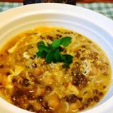 トロ〜りたまごのジンジャー煮麺