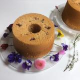 桜シフォンケーキ~17cmトールシフォン型~