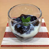 コーヒーわらび餅(片栗粉)