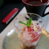 苺ヨーグルトアイス