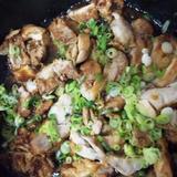 鶏肉の甘辛焼き