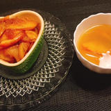 食べるリンゴジャム