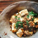 ご飯に合う「中華風豆腐の炒め煮」(しょうがみりん