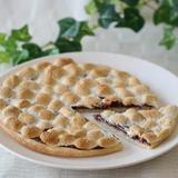 ☆簡単過ぎる マシュマロ チョコレートピザ☆