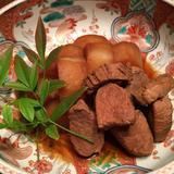 ハイライフポークを使用して・・・大根と豚ヒレの煮