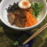 HyLife Pork Asia エスニック丼