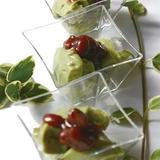 簡単「抹茶杏仁プリン」☆胡桃の庭のレシピ