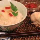 カラダを潤す薬膳 百合根の土鍋ご飯