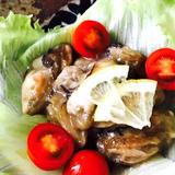 牡蠣の照り照りチャイナ風