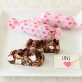 ☆チョコレートバーで手作りバレンタイン☆