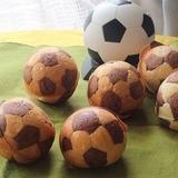 サッカーボールパン