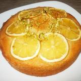希少糖を使った広島レモンのバターケーキ