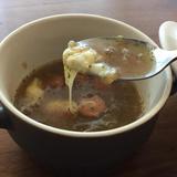 適当だけど美味しい玉ねぎスープ