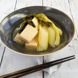 セロリと高野豆腐の白煮