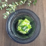 お弁当の隙間埋めに♡【レシピ】青梗菜の塩麹和え