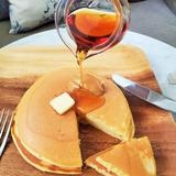 【日常】王道のホットケーキ