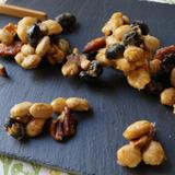 お豆とナッツのキャラメリゼ