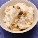湯葉ご飯(精進料理)