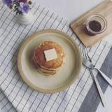 レーズン酵母のパンケーキ