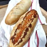 フランスパン&明太フランスパン